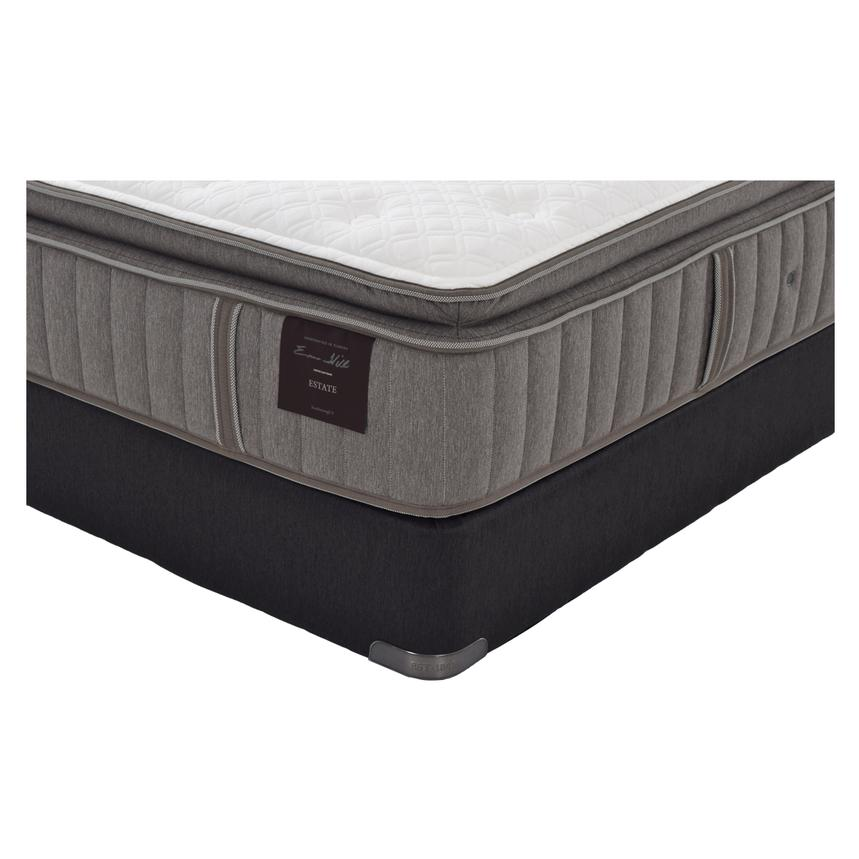 Scarborough V Twin XL Mattress Set w/Low Foundation by Stearns & Foster  alternate image, 2 of 5 images.