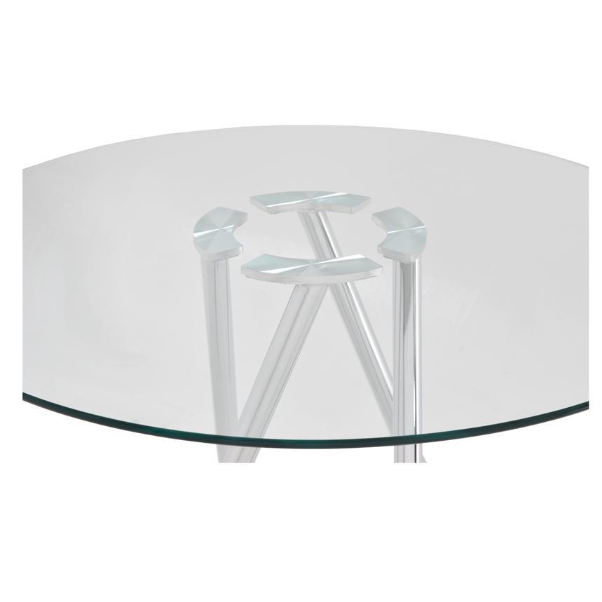 Latika White 4 Piece High Dining Set El Dorado Furniture
