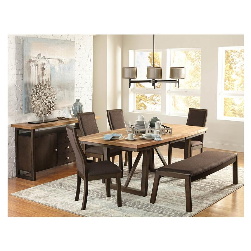 Ton-Ton 5-Piece Casual Dining Set  alternate image, 2 of 13 images.