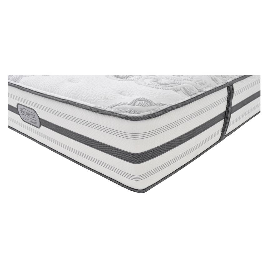 simmons beautyrest. Sandy Spring Queen Mattress By Simmons Beautyrest Platinum Alternate Image, 2 Of 5 Images.