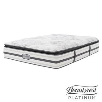 Stone Mountain Twin XL Mattress by Simmons Beautyrest Platinum