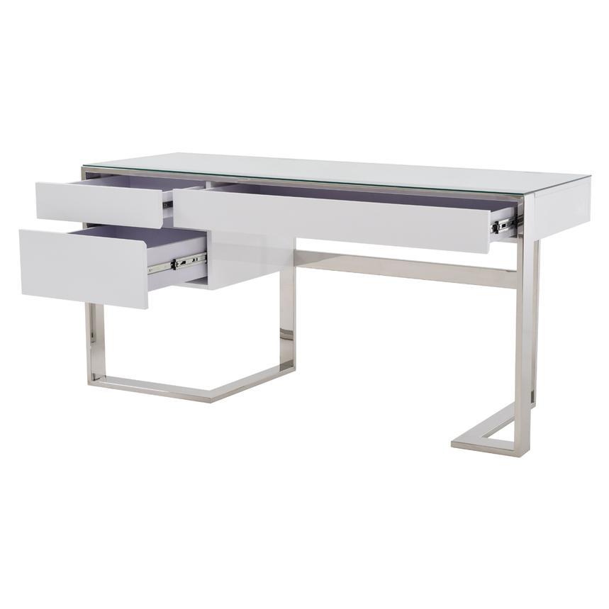 calypso white desk el dorado furniture