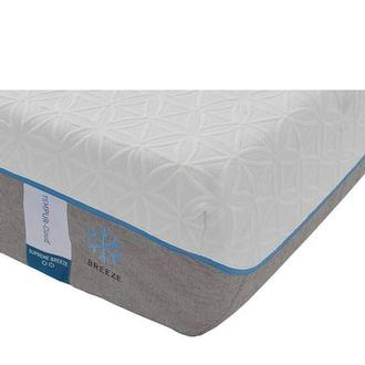 Cloud Supreme Breeze Queen Memory Foam Mattress by Tempur-Pedic