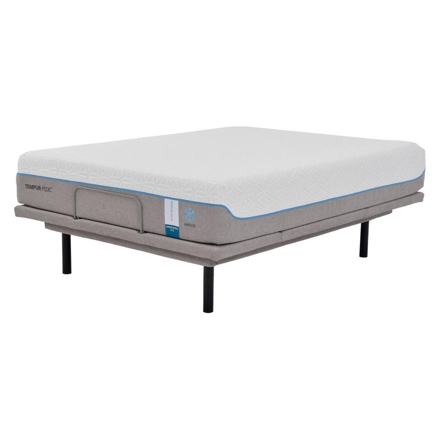 Cloud Supreme Breeze Memory Foam Twin XL Mattress Set  alternate image, 2 of 5 images.