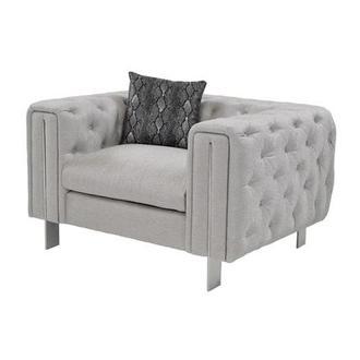 Kendall Chair Half El Dorado Furniture