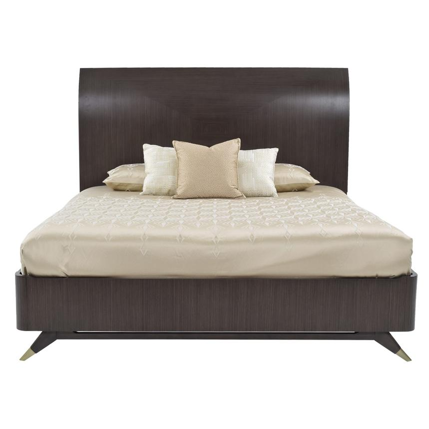 Rachael Ray's Soho Queen Platform Bed  alternate image, 3 of 6 images.