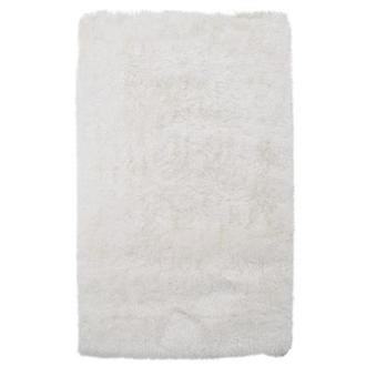 Milan White 5' x 7' Area Rug