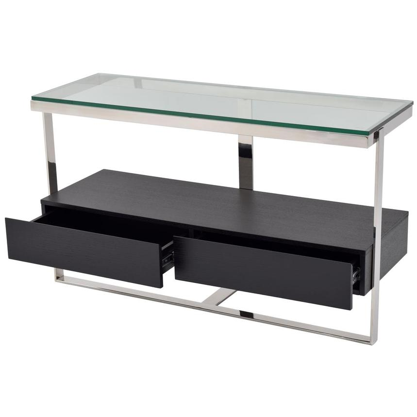 Calypso Black Console Table  alternate image, 3 of 5 images.
