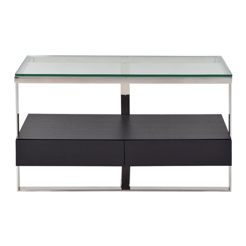 Calypso Black Console Table  alternate image, 3 of 6 images.