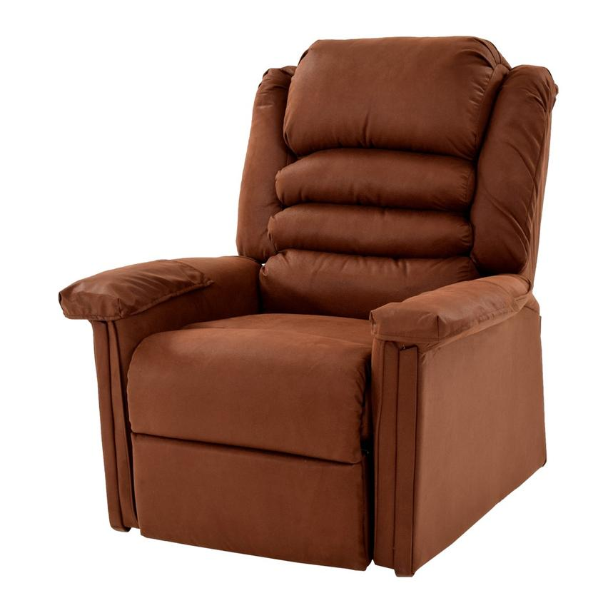 Soother Tan Power-Lift Recliner by Catnapper  alternate image, 2 of 9 images.