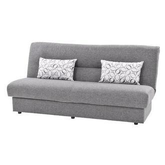 Medium image of regata gray futon w storage