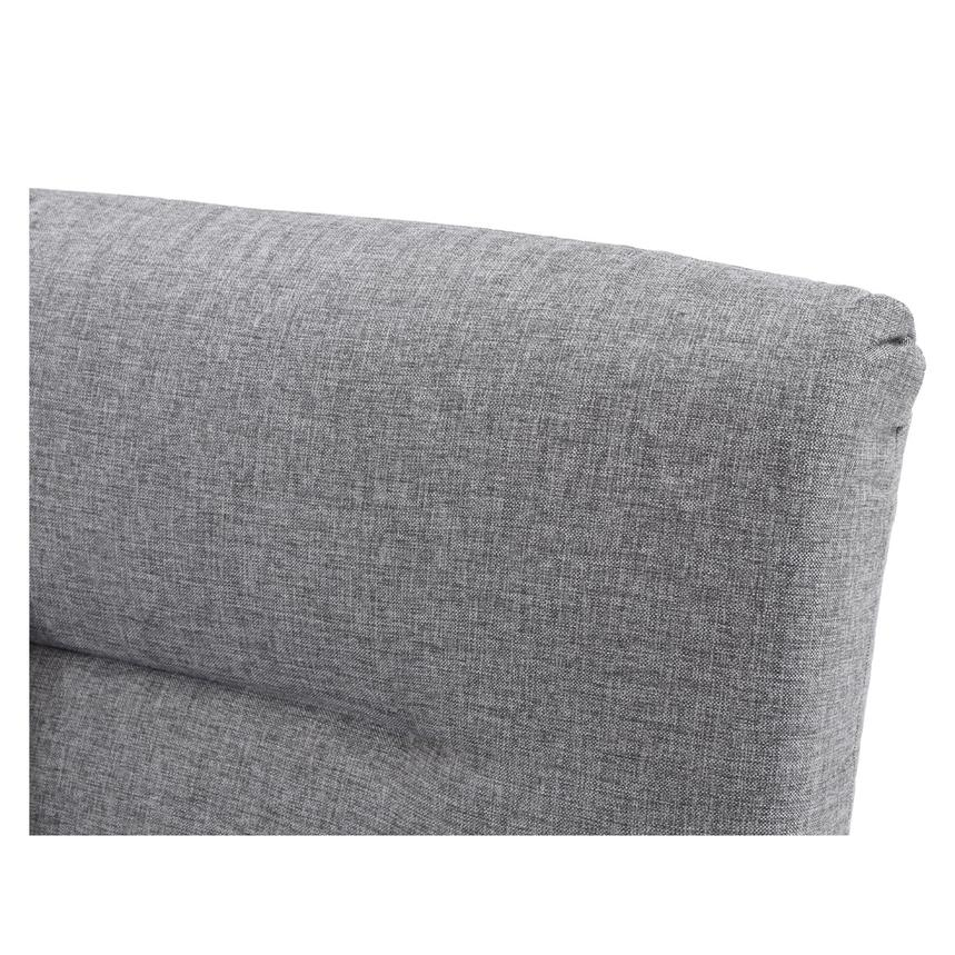 Regata Gray Futon w/Storage  alternate image, 8 of 9 images.