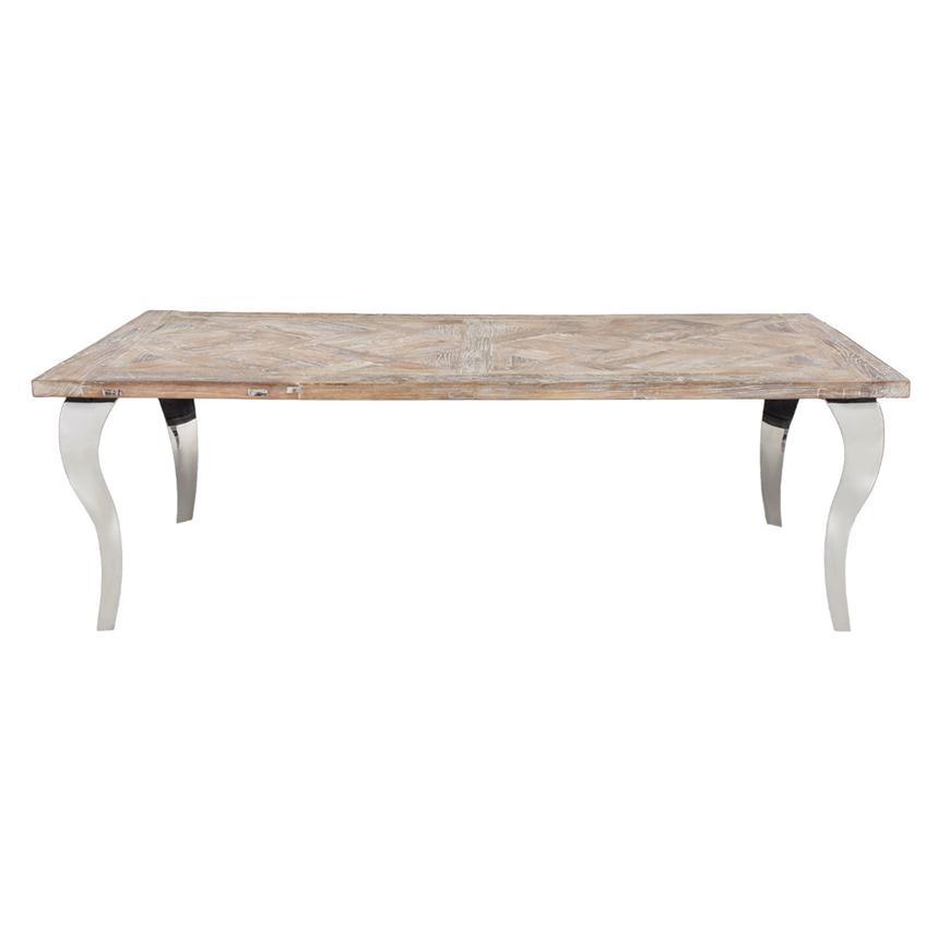 Everest Rectangular Dining Table El Dorado Furniture