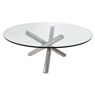 Gotham Round Dining Table
