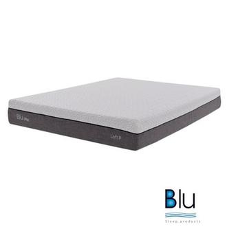 Loft 1.0 King Memory Foam Mattress By Blu Sleep Products