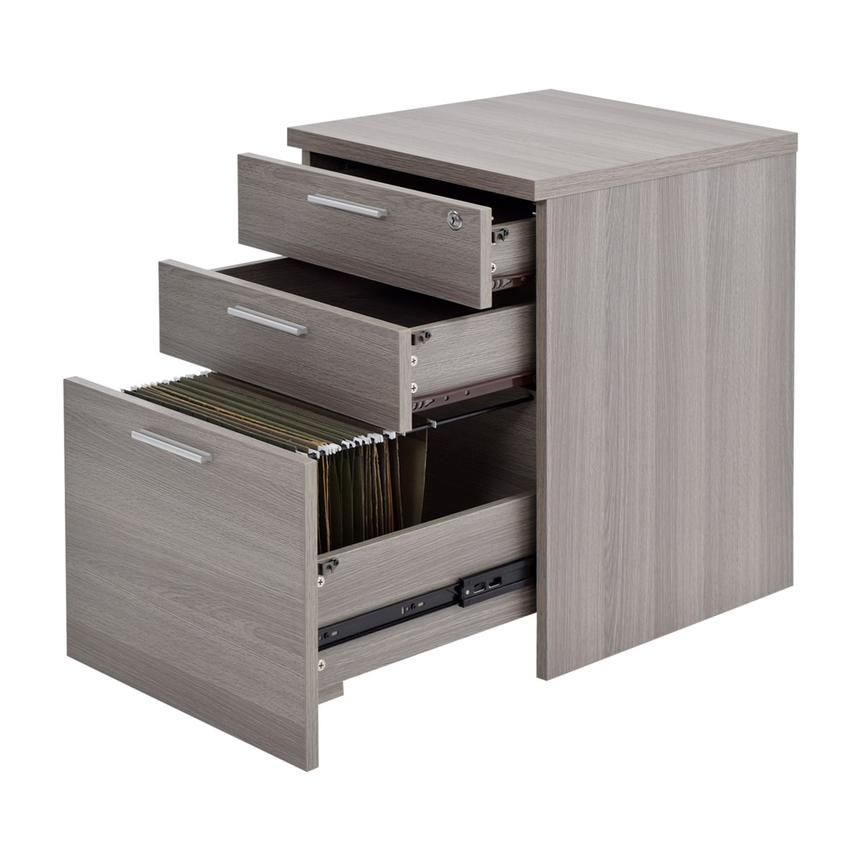 Bellmar Gray Lateral File Cabinet Alternate Image, 2 Of 8 Images.