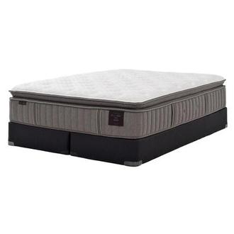 Scarborough V King Mattress Set w/Low Foundation by Stearns & Foster