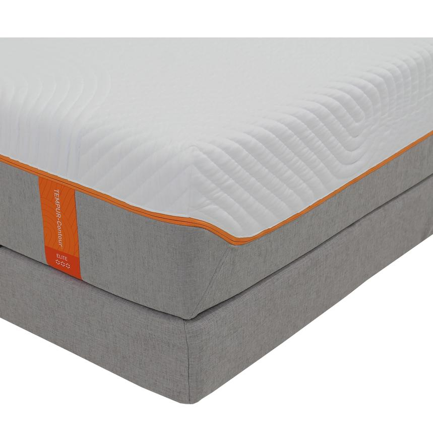 Contour Supreme Memory Foam King Mattress Set w/Low Foundation by Tempur-Pedic  alternate image, 2 of 5 images.