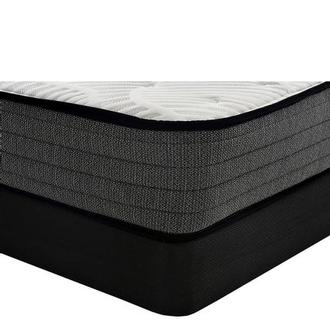 Lovely Isle TT King Mattress w/Low Foundation
