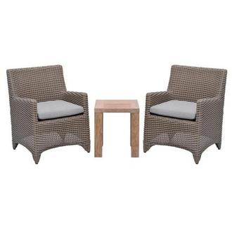 Ares 3-Piece Patio Set