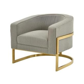Roxie Cream Accent Chair