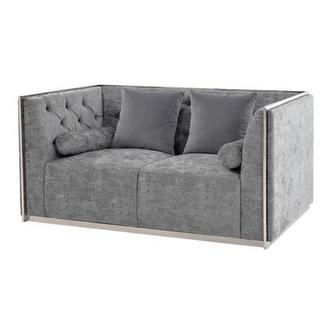 Emma Gray Loveseat