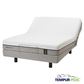 Legacy Queen Mattress w/Ergo Premier Foundation by Tempur-Pedic