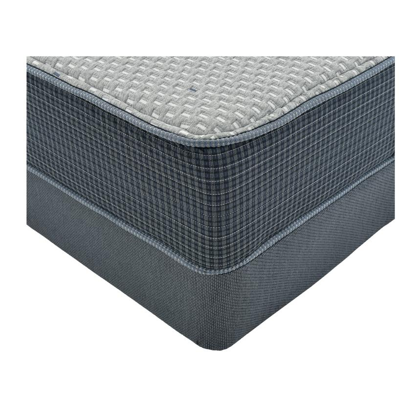 Marshall HB Full Mattress w/Regular Foundation by Simmons Beautyrest Silver  alternate image, 2 of 5 images.