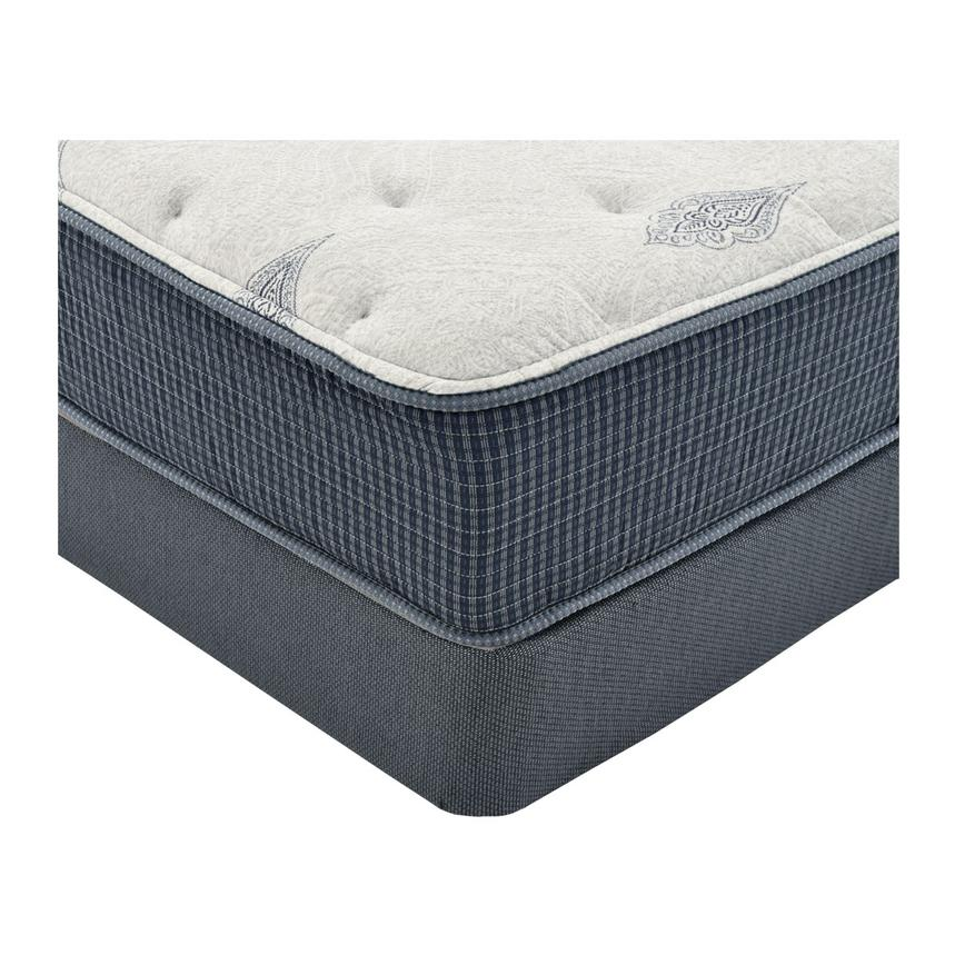 Bay Point Twin XL Mattress w/Low Foundation by Simmons Beautyrest Silver  alternate image, 2 of 4 images.