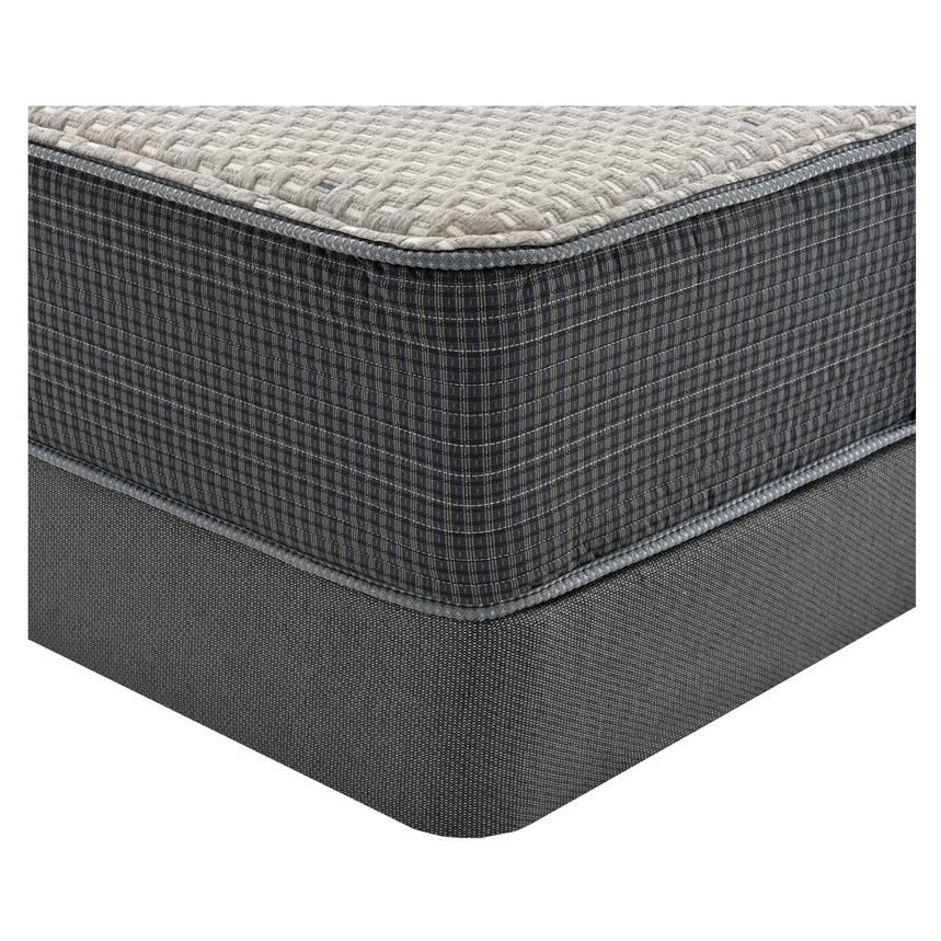 New London HB Twin XL Mattress w/Low Foundation by Simmons Beautyrest Silver  alternate image, 2 of 5 images.