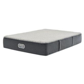 New London HB Full Mattress by Simmons Beautyrest Silver