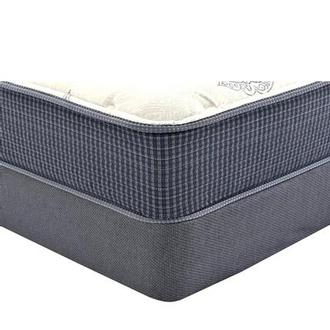 Ocean Springs Full Mattress w/Regular Foundation by Simmons Beautyrest Silver