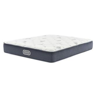 Ocean Springs Twin Mattress by Simmons Beautyrest Silver