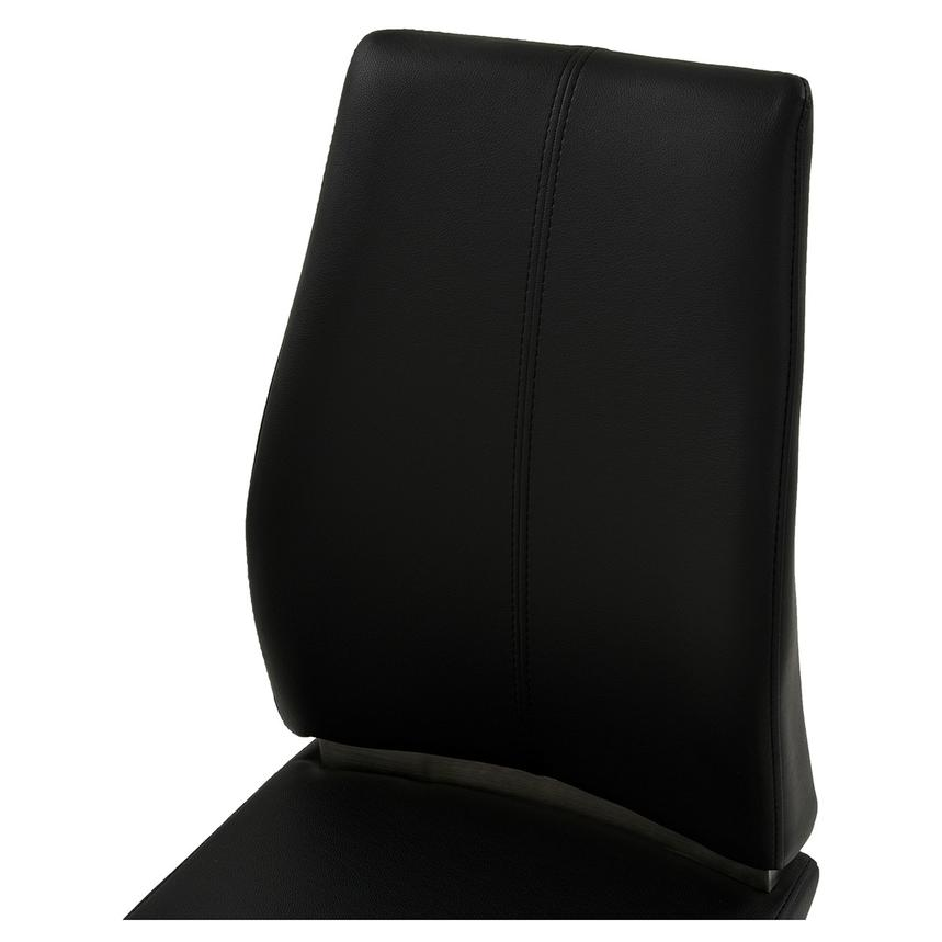 Maday Black Side Chair  alternate image, 3 of 5 images.