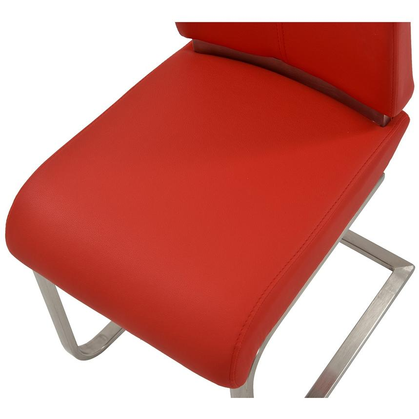 Maday Red Side Chair  alternate image, 4 of 5 images.
