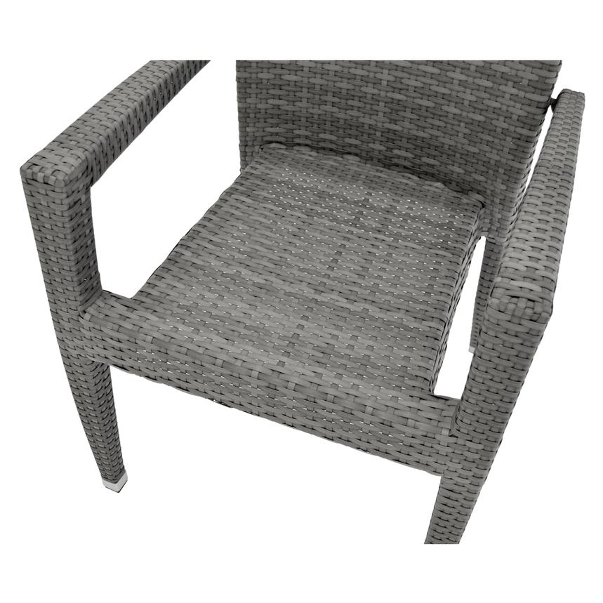 Neilina Gray 3-Piece Patio Set  alternate image, 8 of 9 images.