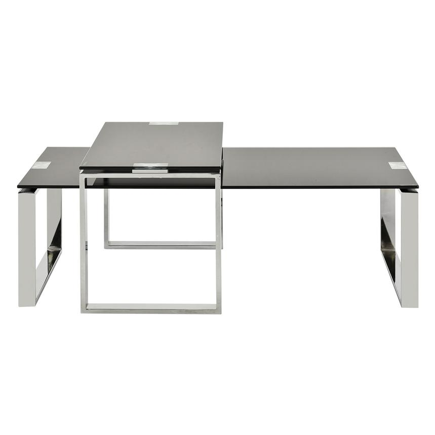 Superb Katrine Black Coffee Table Set Of 2 Alternate Image, 2 Of 6 Images.