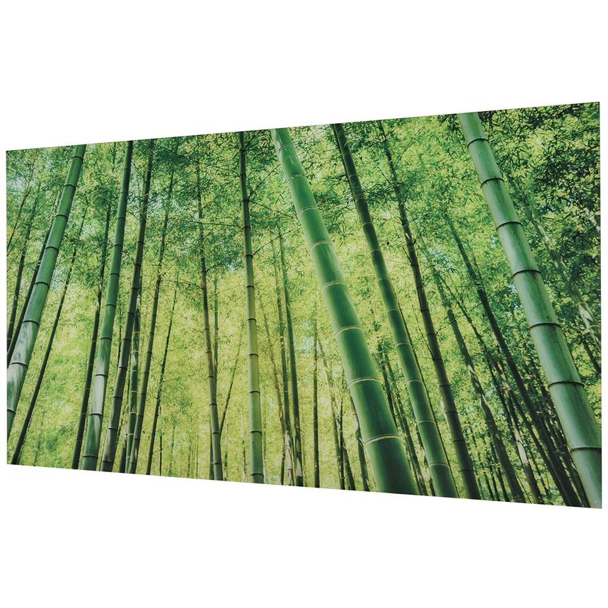 Bamboo Forest Acrylic Wall Art Alternate Image, 2 Of 4 Images.