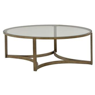 Frisco Oval Coffee Table