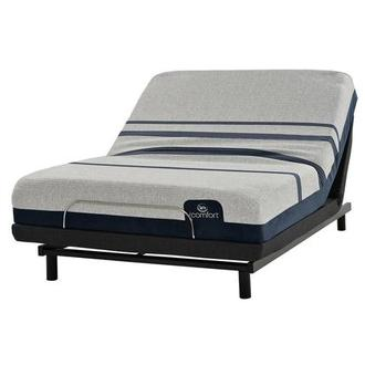 iComfort Blue 300 King Mattress w/Essentials III Powered Base by Serta