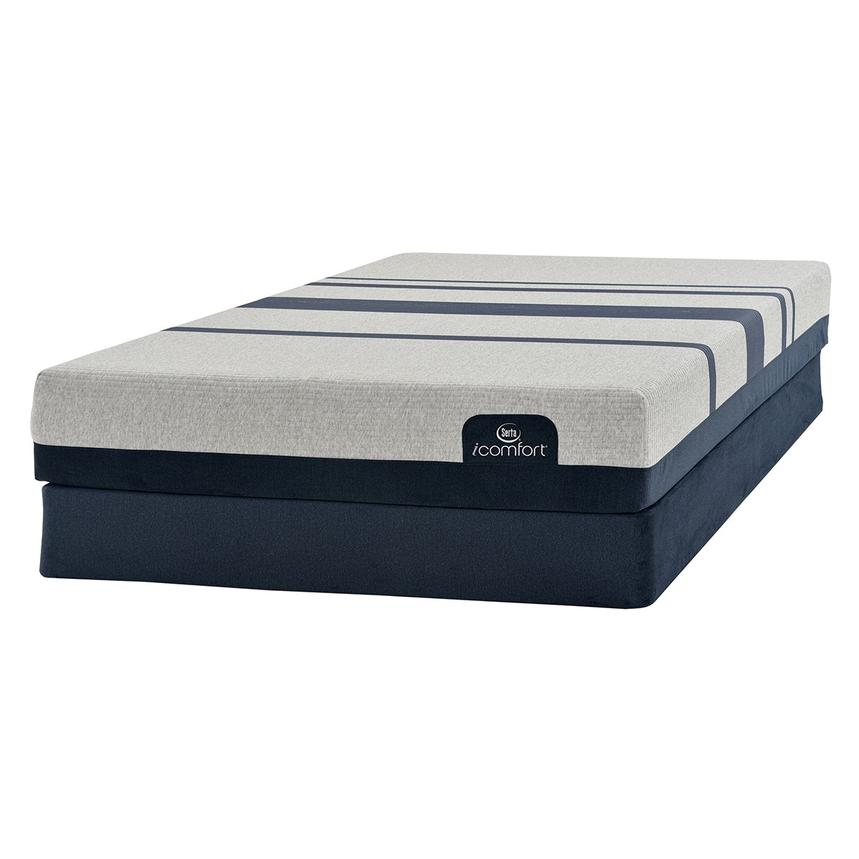 iComfort Blue 300 Twin XL Mattress w/Low Foundation by Serta  alternate image, 3 of 4 images.