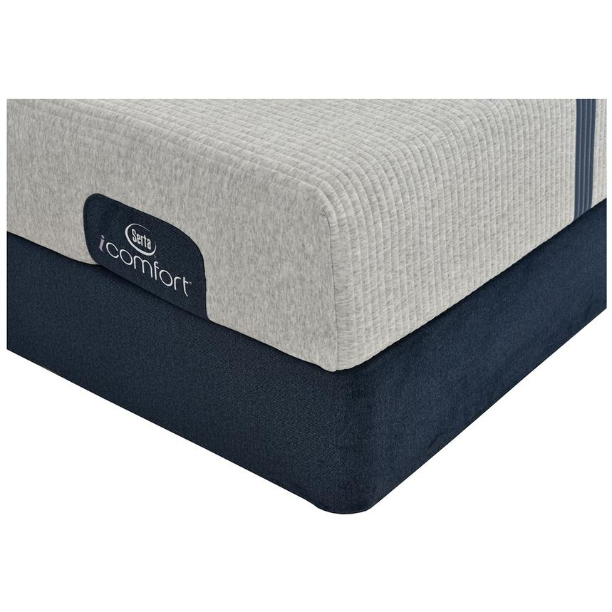 iComfort Blue 100 Full Mattress w/Low Foundation by Serta  alternate image, 2 of 4 images.