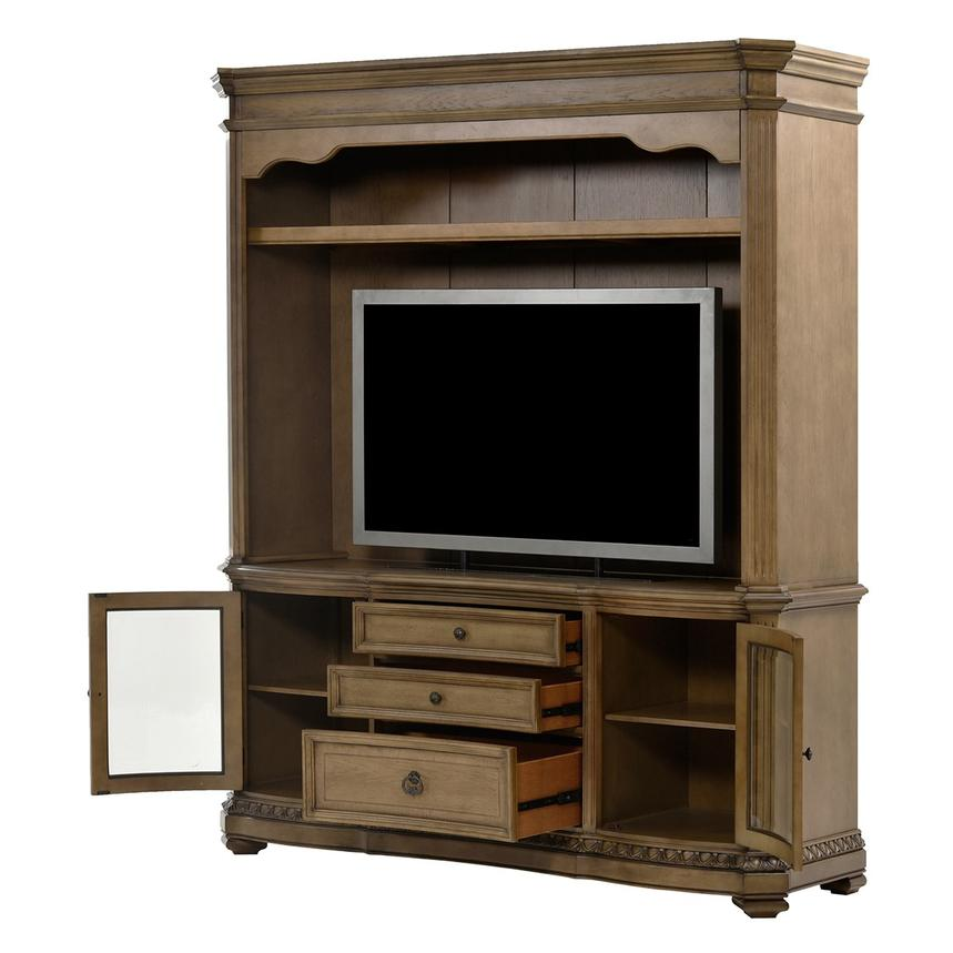 Touraine Wall Unit   El Dorado Furniture