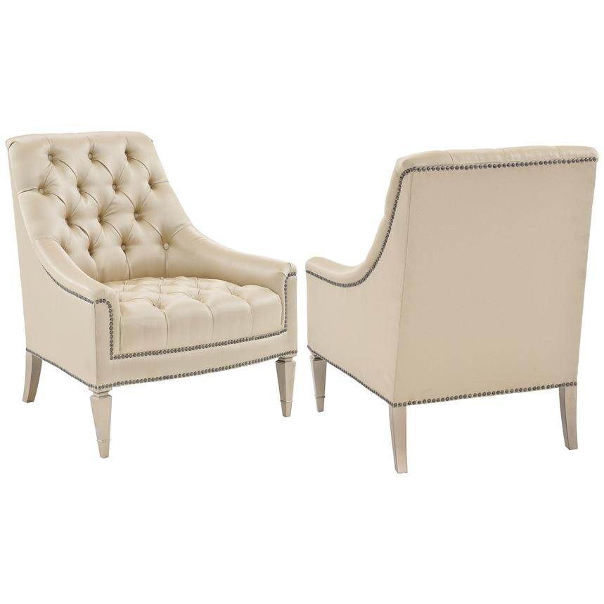 Kimberly Gold Accent Chair Alternate Image, 2 Of 5 Images.