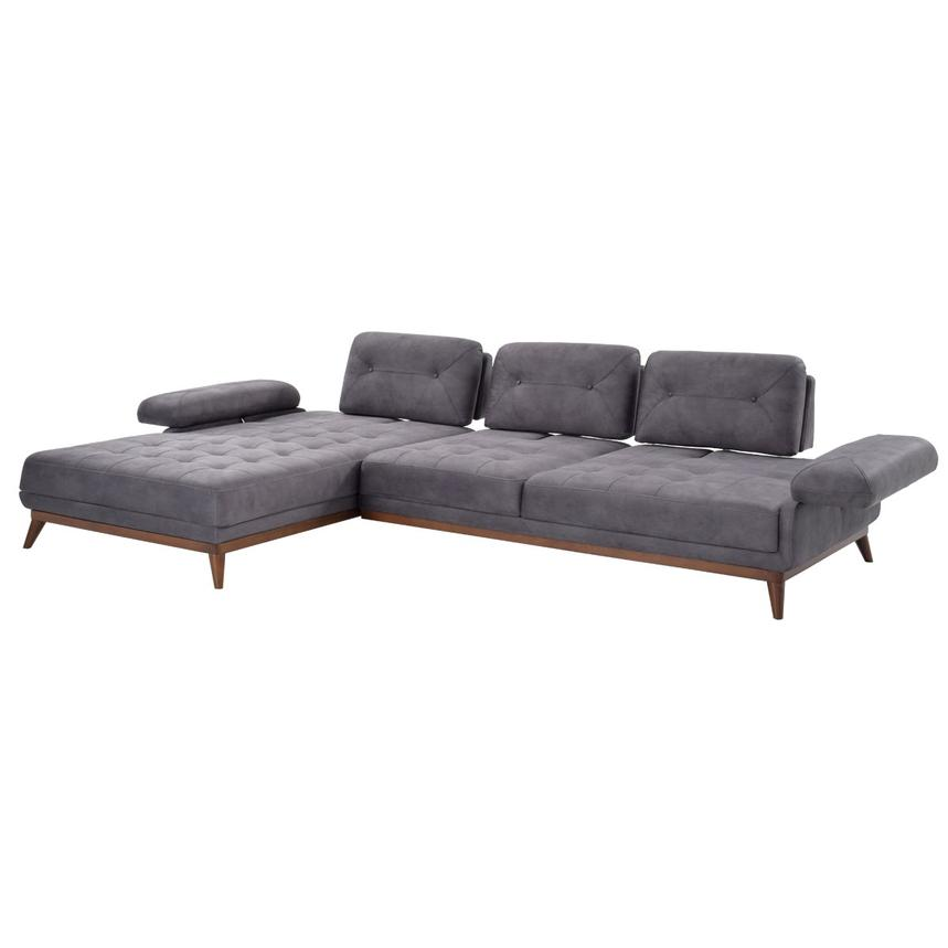 Pralin Sofa W/Left Chaise Alternate Image, 2 Of 10 Images.