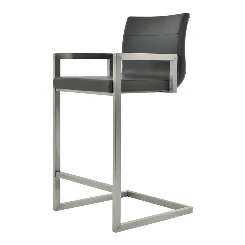 gray ariana in of stools grey backless target greyher size height extraordinary counter swivel with by full fabric nuevo backs dark stool