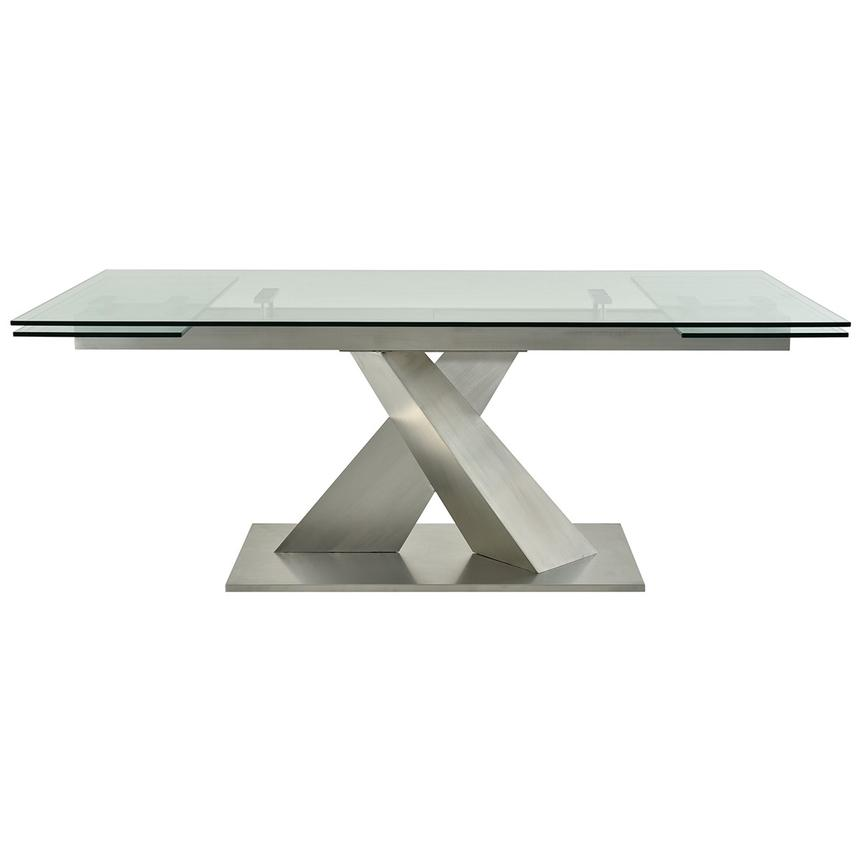 Knox Extendable Dining Table  alternate image, 3 of 5 images.