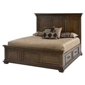 Camden Queen Storage Bed