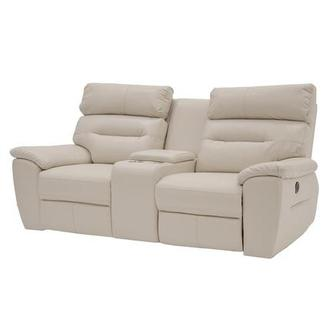 Tanner Power Motion Sofa w/Console