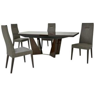 Bellagio/Bellanotte 5-Piece Formal Dining Set Made in Italy